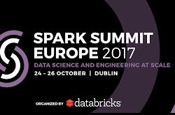 VINEYARD at the SPARK Summit Europe 2017 (Dublin)
