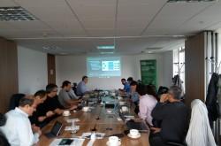 Consortium meeting